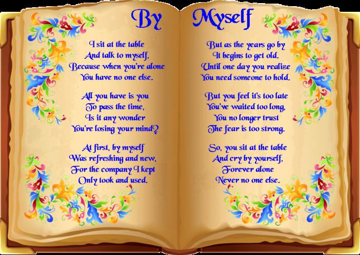 Sad Lonely Love Poems